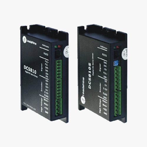 [Leadshine] DCM Series DC Servo Drives